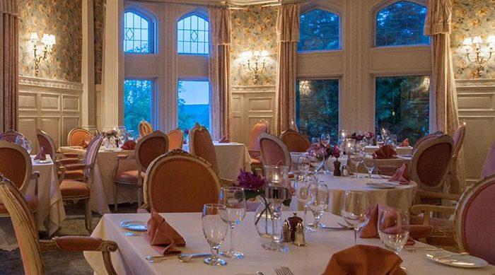 CRANWELL RESORT Mansion Restaurant